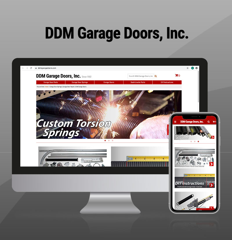 DDM Garage Door